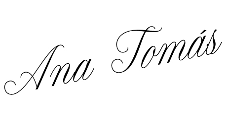 ana tomás assinatura