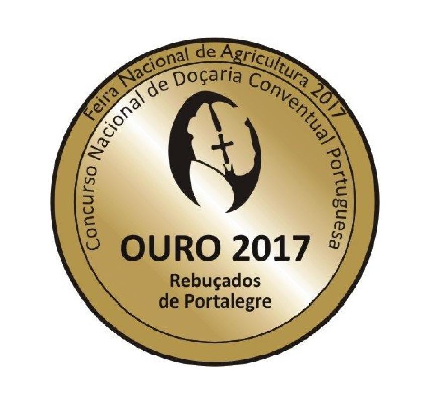 Medalha de Ouro Feira Nacional de Agricultura 2017