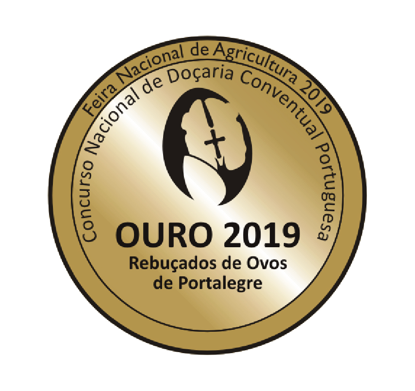Medalha de Ouro Feira Nacional de Agricultura 2019